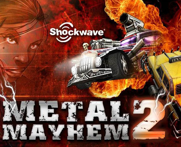 перейти к shockwave игре Metal Mayhem 2