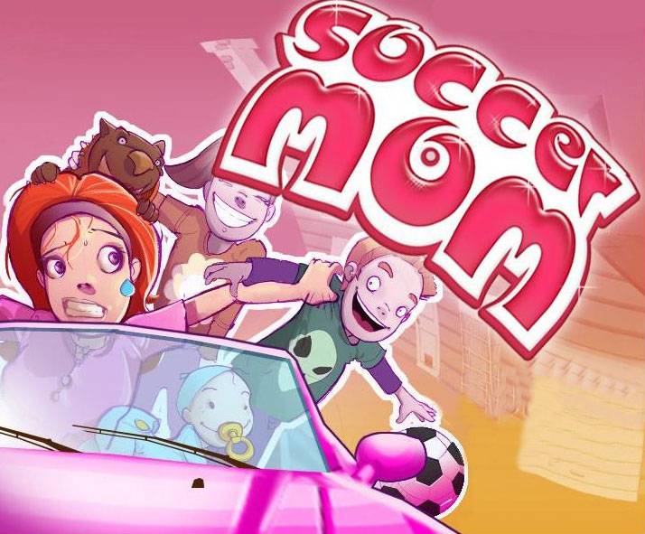 ������� � shockwave ���� Soccer mom