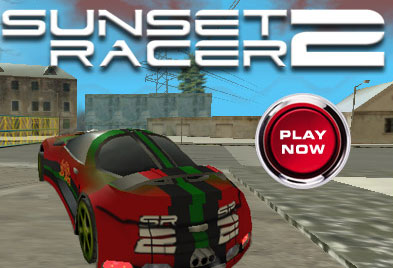 ������� � shockwave ���� Sunset Racer 2